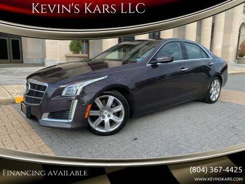 2014 Cadillac CTS for sale at Kevin's Kars LLC in Richmond VA
