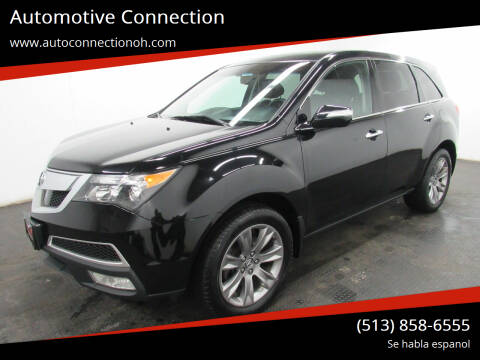 2013 Acura MDX for sale at Automotive Connection in Fairfield OH