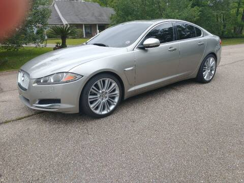2013 Jaguar XF for sale at J & J Auto Brokers in Slidell LA