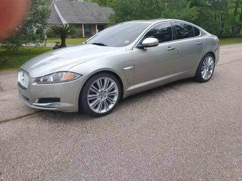 2013 Jaguar XF for sale at J & J Auto of St Tammany in Slidell LA