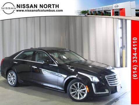 2019 Cadillac CTS for sale at Auto Center of Columbus in Columbus OH
