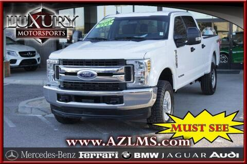 2019 Ford F-250 Super Duty for sale at Luxury Motorsports in Phoenix AZ