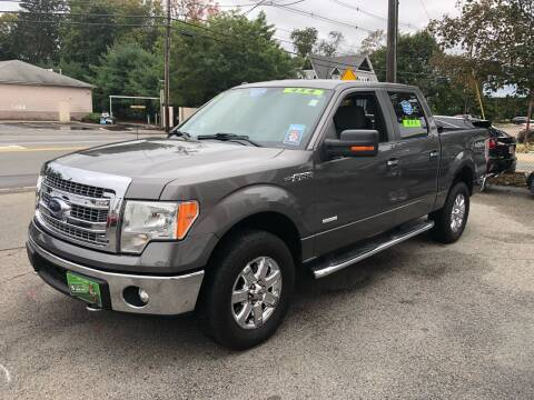 2014 Ford F-150 for sale at Crown Auto Sales in Abington MA