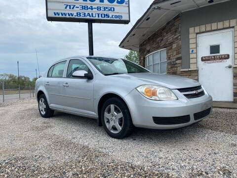 2007 Chevrolet Cobalt for sale at 83 Autos in York PA