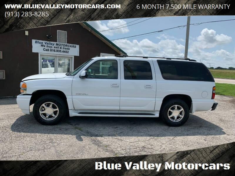 2005 GMC Yukon XL for sale at Blue Valley Motorcars in Stilwell KS