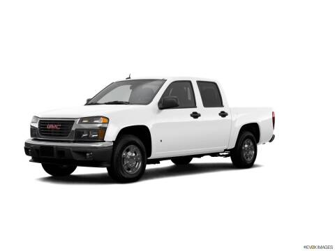 2008 GMC Canyon for sale at B & B Auto Sales in Brookings SD