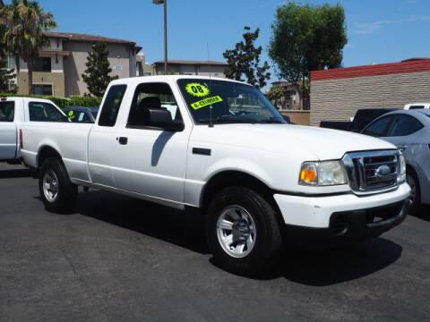 2008 Ford Ranger for sale at Corona Auto Wholesale in Corona CA
