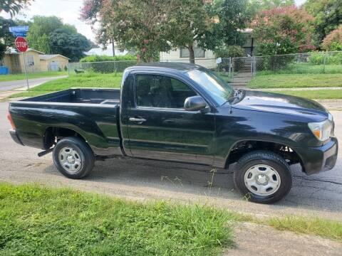 2013 Toyota Tacoma for sale at Progressive Auto Plex in San Antonio TX