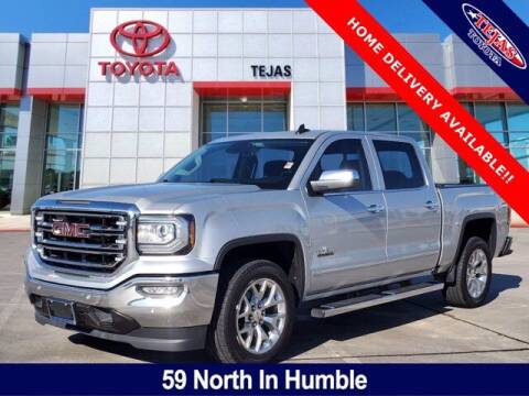 2017 GMC Sierra 1500 for sale at TEJAS TOYOTA in Humble TX
