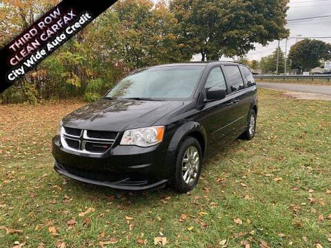2017 Dodge Grand Caravan for sale at CItywide Auto Credit in Oregon OH