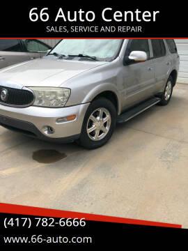 2005 Buick Rainier for sale at 66 Auto Center in Joplin MO