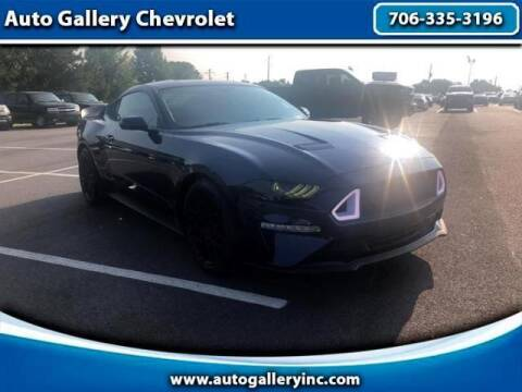 2020 Ford Mustang for sale at Auto Gallery Chevrolet in Commerce GA