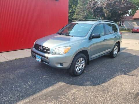 2008 Toyota RAV4 for sale at Dandy's Auto Sales in Forest Lake MN