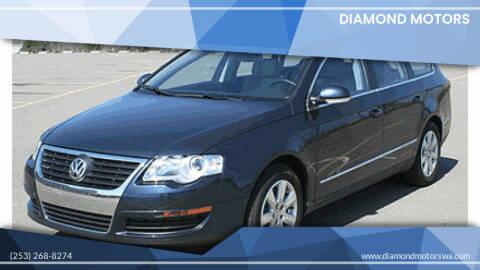 2007 Volkswagen Passat for sale at Diamond Motors in Lakewood WA