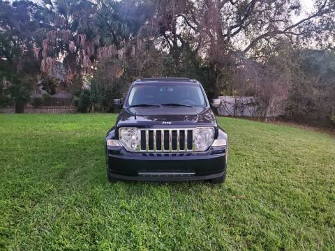 2011 Jeep Liberty for sale at Florida Motocars in Tampa FL