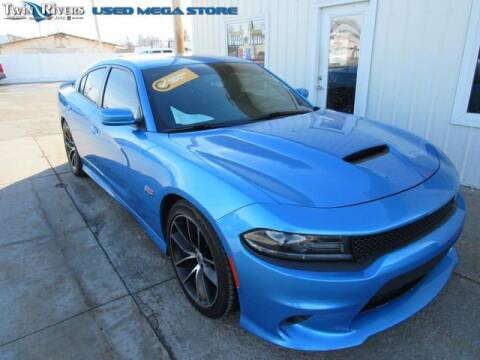 2018 Dodge Charger for sale at TWIN RIVERS CHRYSLER JEEP DODGE RAM in Beatrice NE