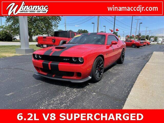 2016 Dodge Challenger for sale in Winamac, IN