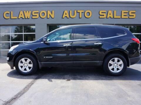 2009 Chevrolet Traverse for sale at Clawson Auto Sales in Clawson MI