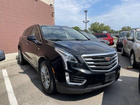 2017 Cadillac XT5 for sale at SOUTHFIELD QUALITY CARS in Detroit MI