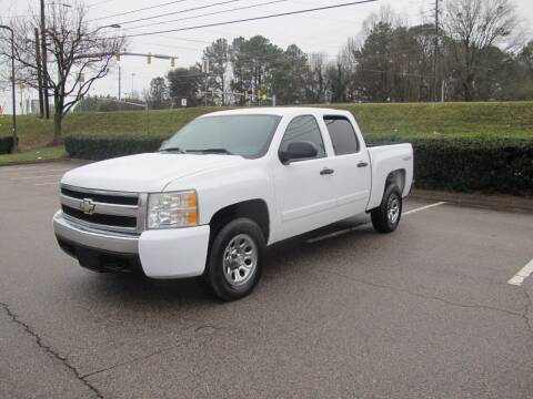 2007 Chevrolet Silverado 1500 for sale at Best Import Auto Sales Inc. in Raleigh NC