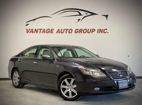 2008 Lexus ES 350 for sale at Vantage Auto Group Inc in Fresno CA