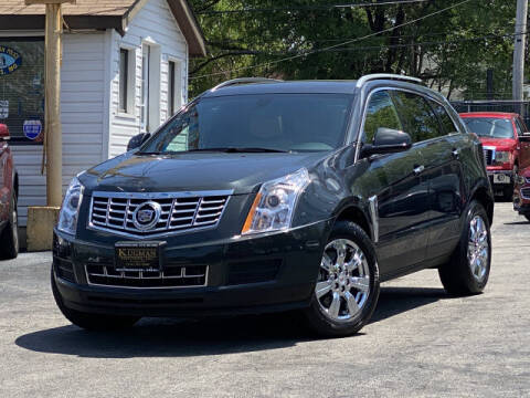 2015 Cadillac SRX for sale at Kugman Motors in Saint Louis MO