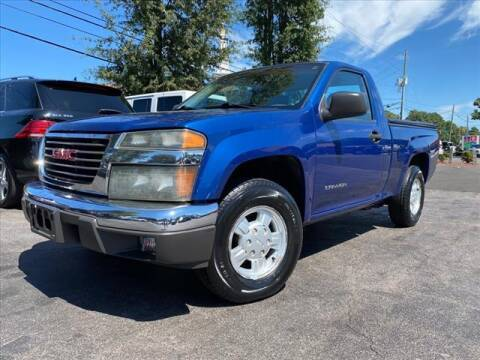 2005 GMC Canyon for sale at iDeal Auto in Raleigh NC
