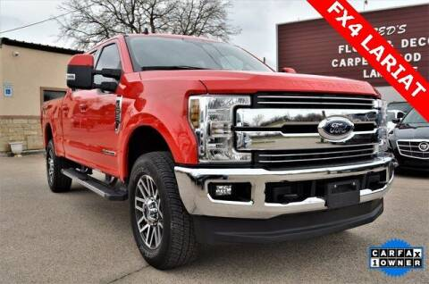 2019 Ford F-250 Super Duty for sale at LAKESIDE MOTORS, INC. in Sachse TX