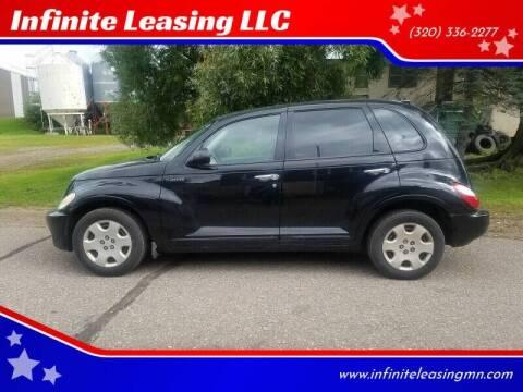 2006 Chrysler PT Cruiser for sale at Infinite Leasing LLC in Lastrup MN