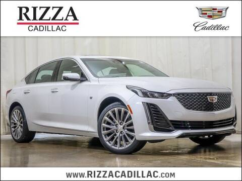 2021 Cadillac CT5 for sale at Rizza Buick GMC Cadillac in Tinley Park IL