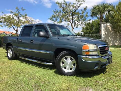 2007 GMC Sierra 1500 Classic for sale at Kaler Auto Sales in Wilton Manors FL