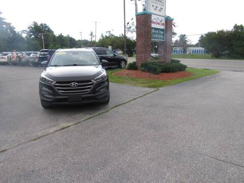 2016 Hyundai Tucson for sale at Heritage Truck and Auto Inc. in Londonderry NH