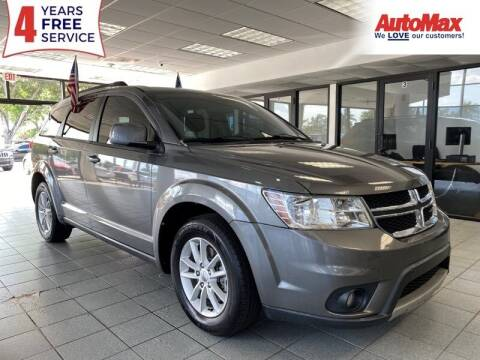 2013 Dodge Journey for sale at Auto Max in Hollywood FL