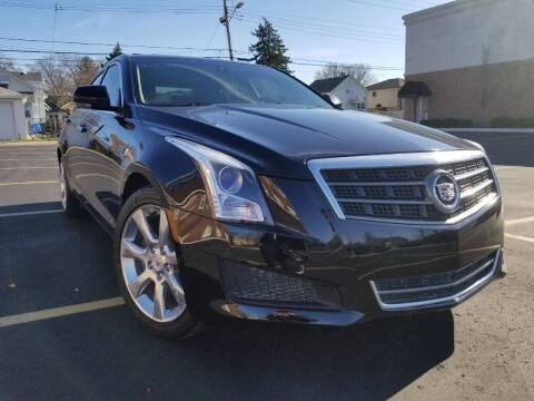 2013 Cadillac ATS for sale at Dymix Used Autos & Luxury Cars Inc in Detroit MI