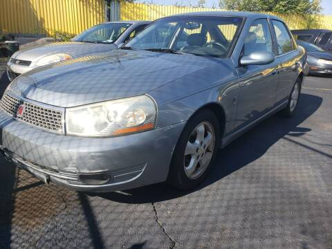 2004 Saturn L300 for sale at Cj king of car loans/JJ's Best Auto Sales in Troy MI