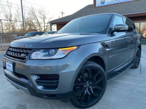 2014 Land Rover Range Rover Sport for sale at Global Automotive Imports of Denver in Denver CO