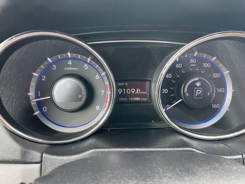 2011 Hyundai Sonata for sale at MR Auto Sales Inc. in Eastlake OH