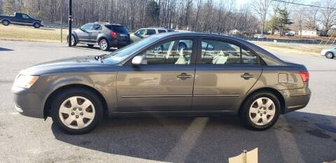 2010 Hyundai Sonata for sale at 220 Auto Sales LLC in Madison NC