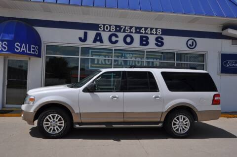 2014 Ford Expedition EL for sale at Jacobs Ford in Saint Paul NE