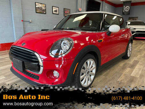 2019 MINI Hardtop 2 Door for sale at Bos Auto Inc in Quincy MA
