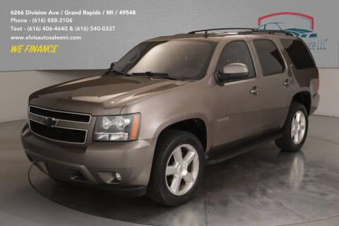 2011 Chevrolet Tahoe for sale at Elvis Auto Sales LLC in Grand Rapids MI