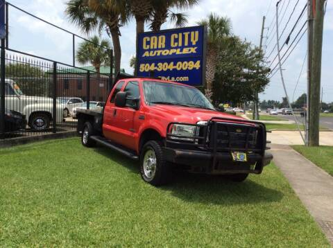 2006 Ford F-250 Super Duty for sale at Car City Autoplex in Metairie LA