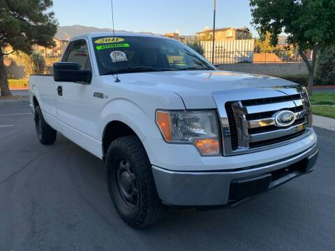 2011 Ford F-150 for sale at Select Auto Wholesales in Glendora CA