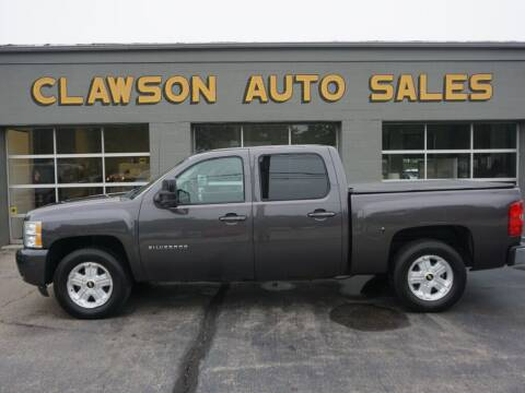 2010 Chevrolet Silverado 1500 for sale at Clawson Auto Sales in Clawson MI