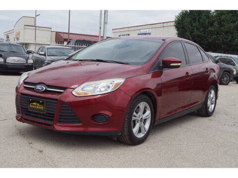 2014 Ford Focus for sale at Watson Auto Group in Fort Worth TX
