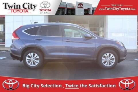 2014 Honda CR-V for sale at Twin City Toyota in Herculaneum MO