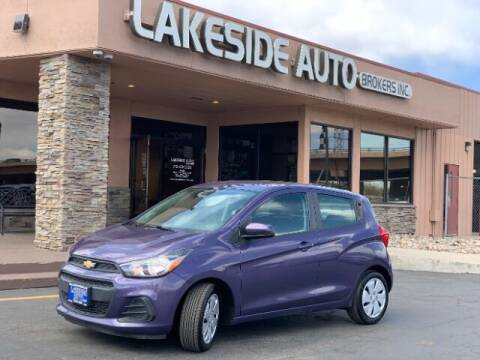 2017 Chevrolet Spark for sale at Lakeside Auto Brokers in Colorado Springs CO