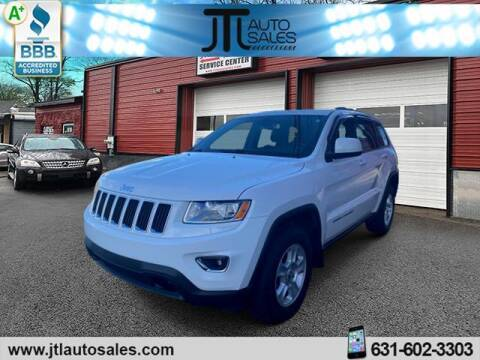 2015 Jeep Grand Cherokee for sale at JTL Auto Inc in Selden NY