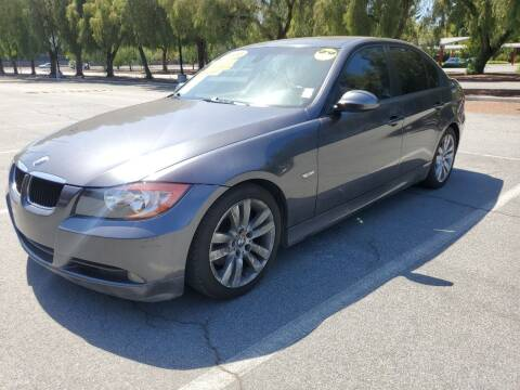 2008 BMW 3 Series for sale at ALL CREDIT AUTO SALES in San Jose CA