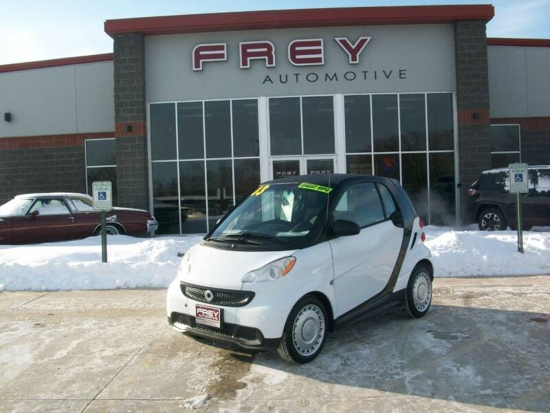 2013 Smart fortwo for sale at Frey Automotive in Muskego WI